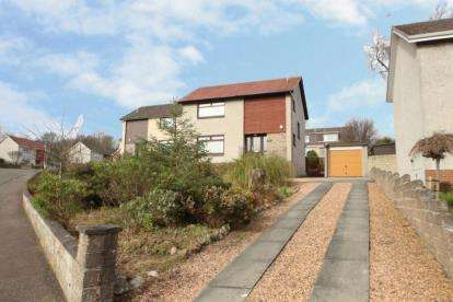 3 Bedrooms Detached House for sale in Mellerstain Road, Kirkcaldy
