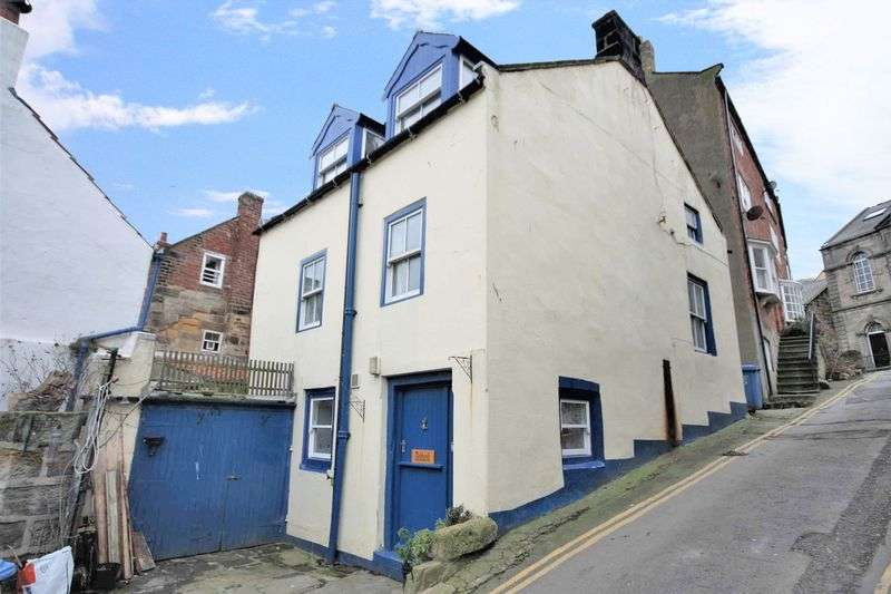 3 Bedrooms Detached House for sale in Beckside, Staithes