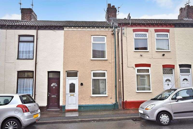 2 Bedrooms Terraced House for sale in Wood Street, Widnes