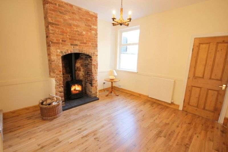 2 Bedrooms Semi Detached House for sale in Cheadle Road, Forsbrook