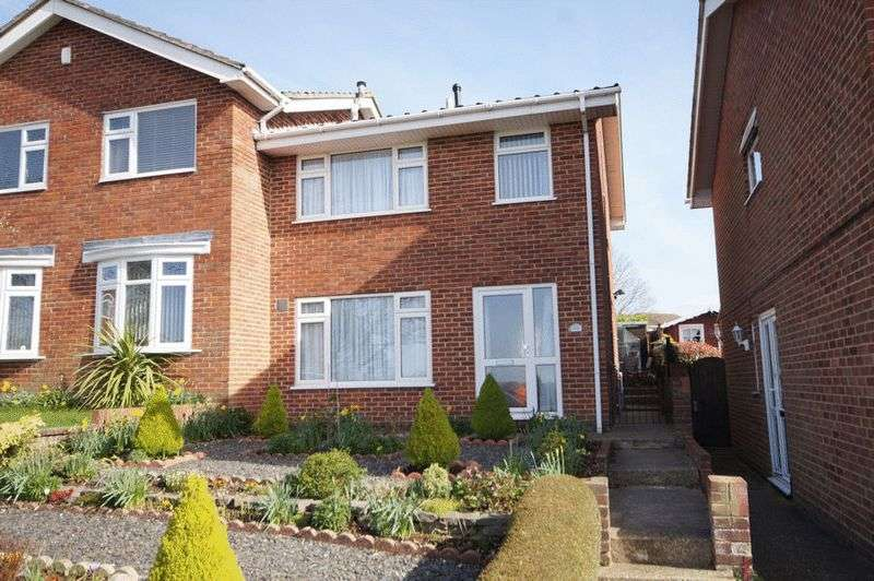 3 Bedrooms Semi Detached House for sale in Dore Avenue, Portchester
