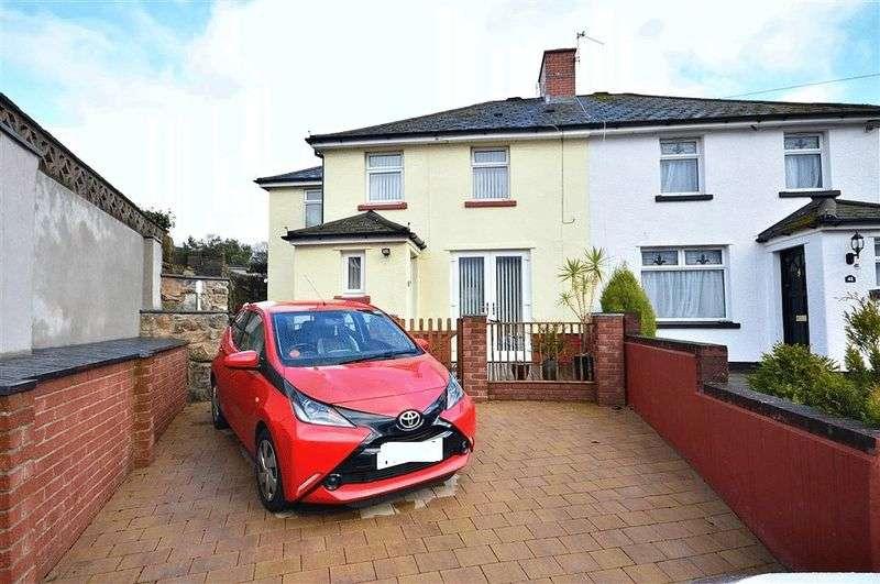 3 Bedrooms Semi Detached House for sale in James Street, Pontypool