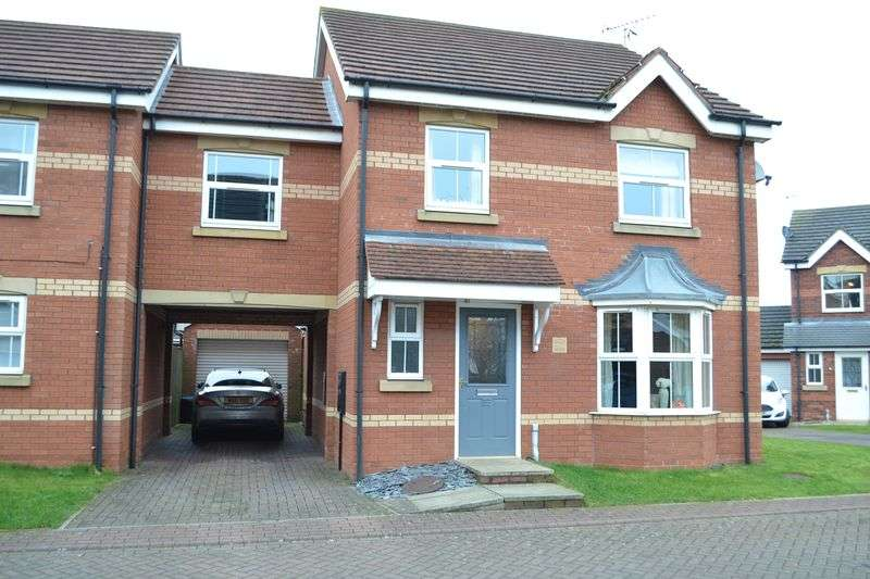 4 Bedrooms Detached House for sale in Laurel Way Scunthorpe DN16 3GT