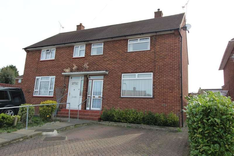 2 Bedrooms Semi Detached House for sale in Leith Hill, Orpington, Kent, BR5 2RS