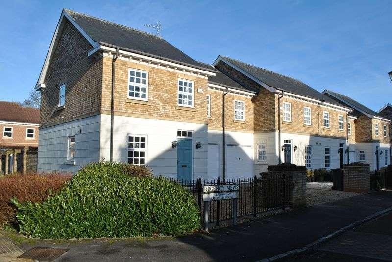 3 Bedrooms House for sale in Regency Mews, Dringhouses, York