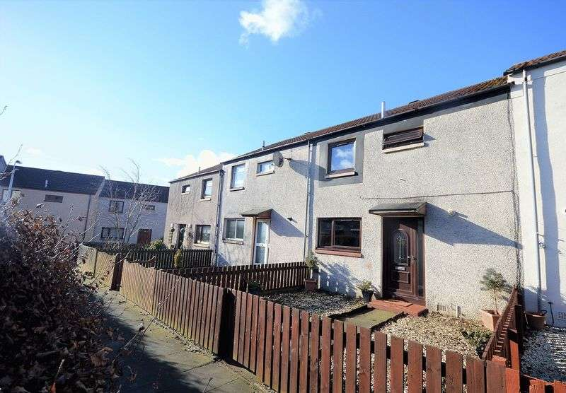 2 Bedrooms Terraced House for sale in Tarvit Green, Glenrothes