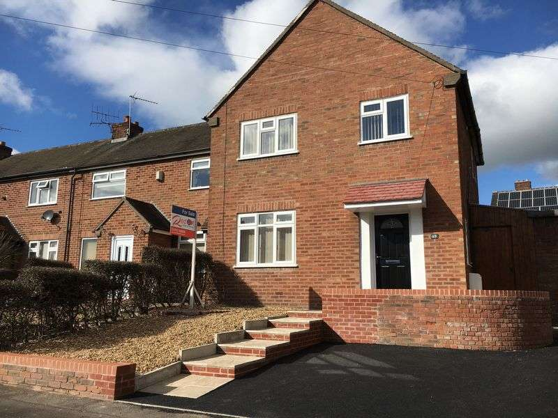 3 Bedrooms Terraced House for sale in Townfields, Sandbach