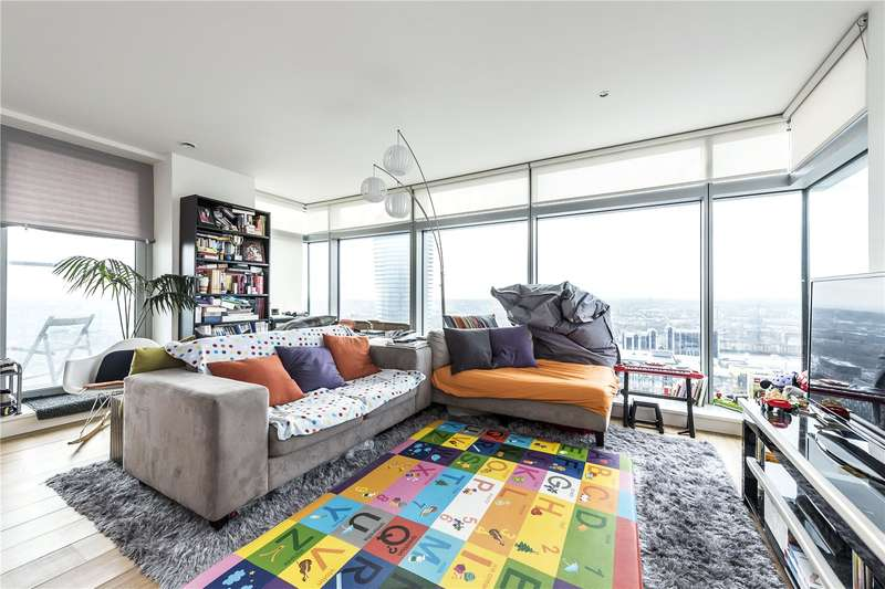 2 Bedrooms Flat for sale in East Pan Peninsula Square, London, E14
