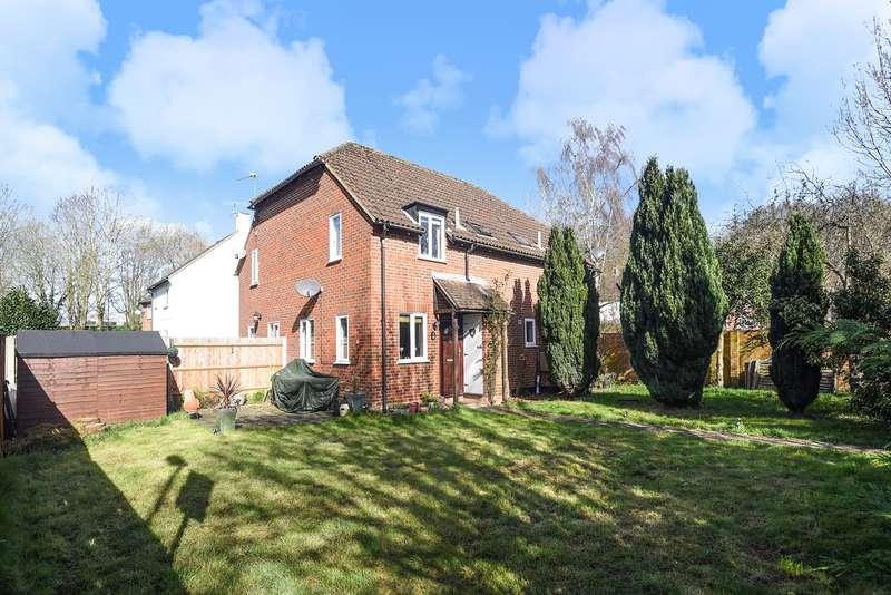 1 Bedroom Cluster House for sale in Badgers Bank, Lychpit, Basingstoke, RG24