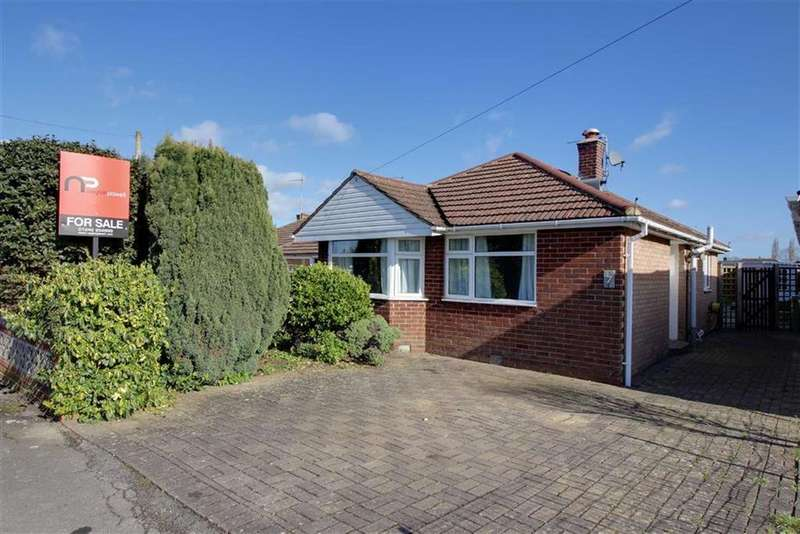 2 Bedrooms Detached Bungalow for sale in Wells Close, Cheltenham, Gloucestershire