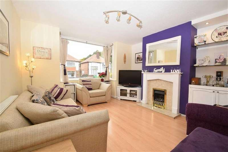 3 Bedrooms Semi Detached House for sale in Hillside Gardens, Scarborough, North Yorkshire, YO12
