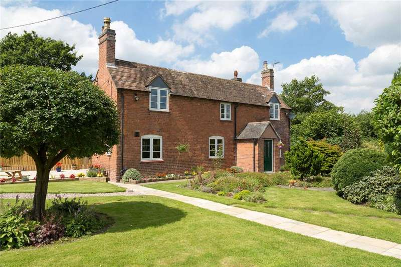 4 Bedrooms Detached House for sale in Blymhill Common, Shifnal, Shropshire, TF11