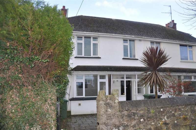 3 Bedrooms Semi Detached House for sale in Exeter Road, Braunton