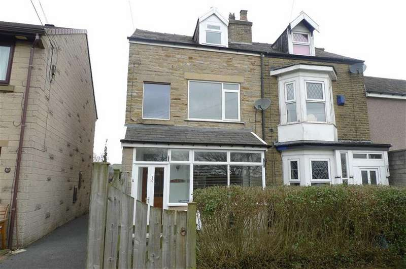 3 Bedrooms End Of Terrace House for sale in North Road, Buxton, Derbyshire