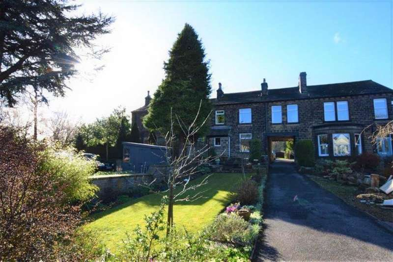 4 Bedrooms Cottage House for sale in Abbey Road, Shepley, Huddersfield, HD8