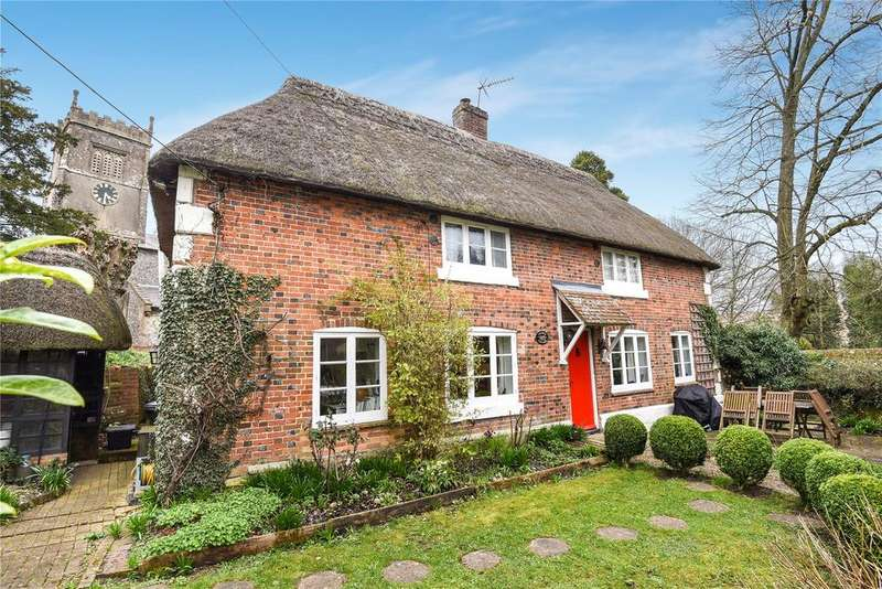 3 Bedrooms Detached House for sale in Church Cottage, Collingbourne Kingston, Marlborough, Wiltshire