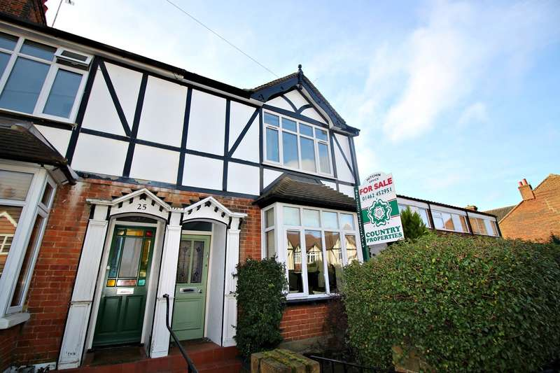 5 Bedrooms End Of Terrace House for sale in Bearton Road, Hitchin, SG5