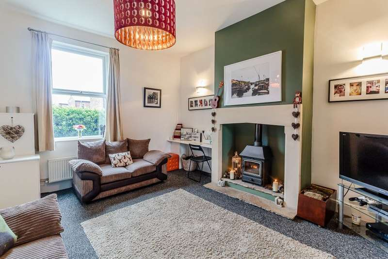 2 Bedrooms Terraced House for sale in Holland Road, PRESTON, Lancashire PR2
