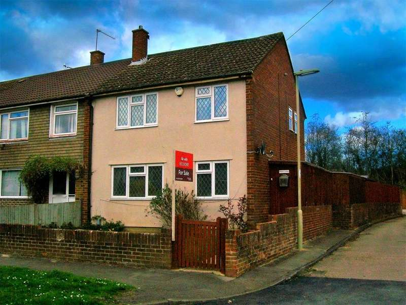3 Bedrooms House for sale in Willow Way, Aldershot
