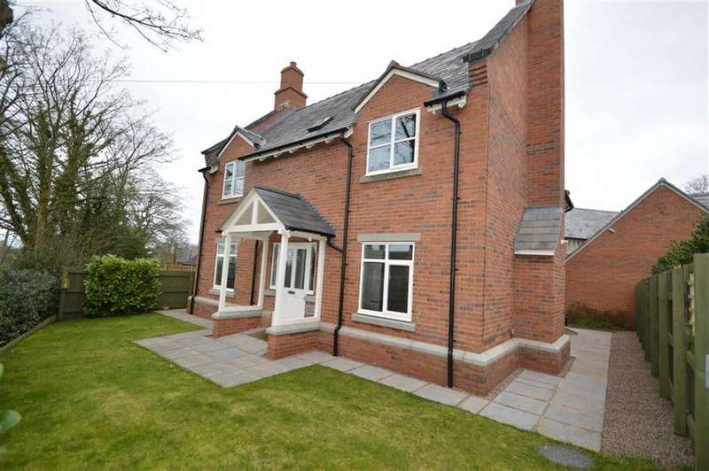 4 Bedrooms Detached House for sale in Holly Cottage, 2, The Orchard, Clive, SY4