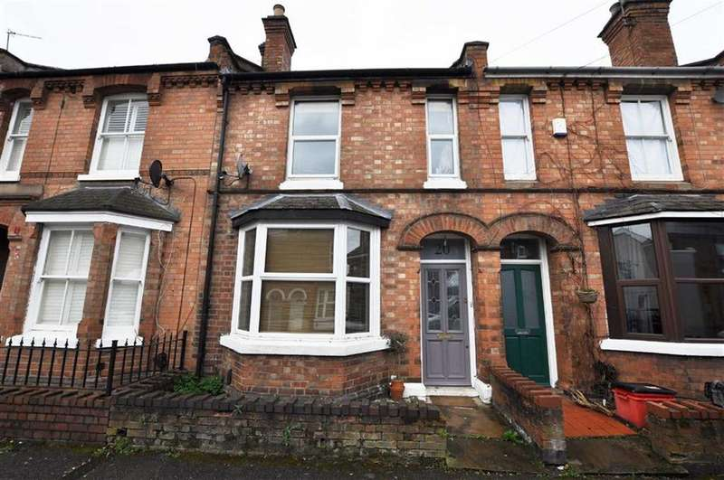 2 Bedrooms Terraced House for sale in Clapham Terrace, Leamington Spa