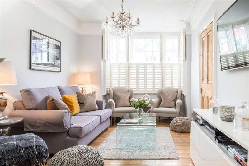 4 Bedrooms Terraced House for sale in Riverview Grove, Chiswick, London