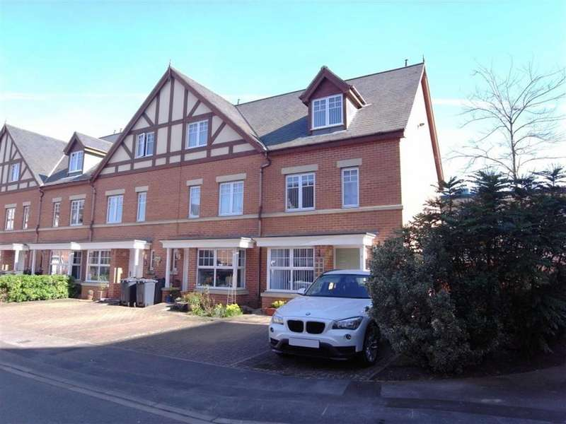 4 Bedrooms Town House for sale in Scholars Park, Darlington