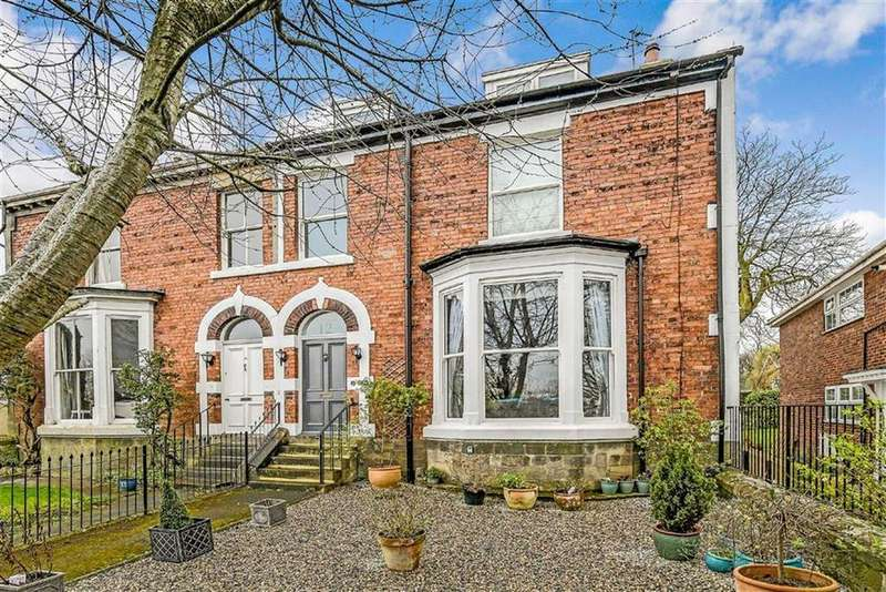 5 Bedrooms Semi Detached House for sale in Forest Lane Head, Harrogate, North Yorkshire
