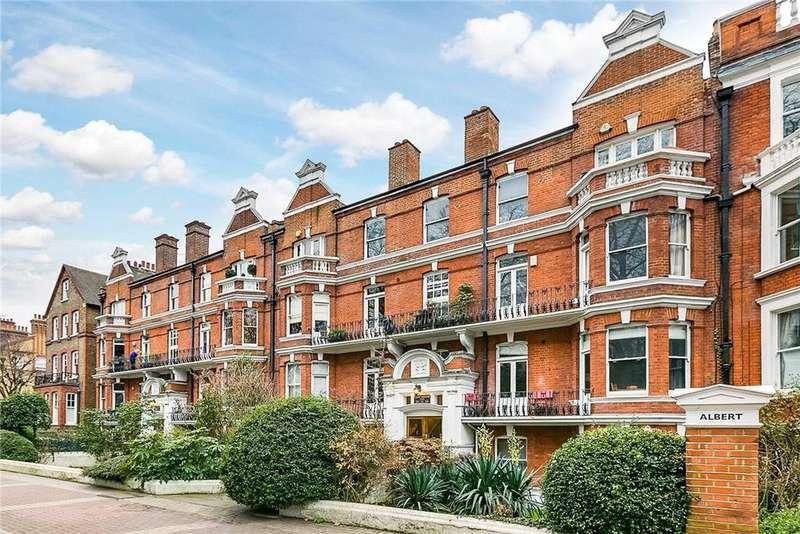 3 Bedrooms Flat for sale in Albert Mansions, Albert Bridge Road, London, SW11