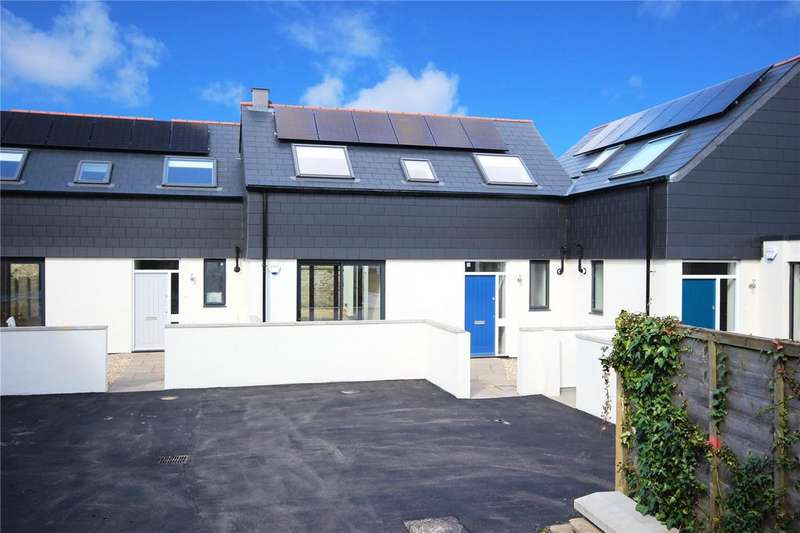 3 Bedrooms Terraced House for sale in Seymour Mews, Seymour Road, Bishopston, Bristol, BS7