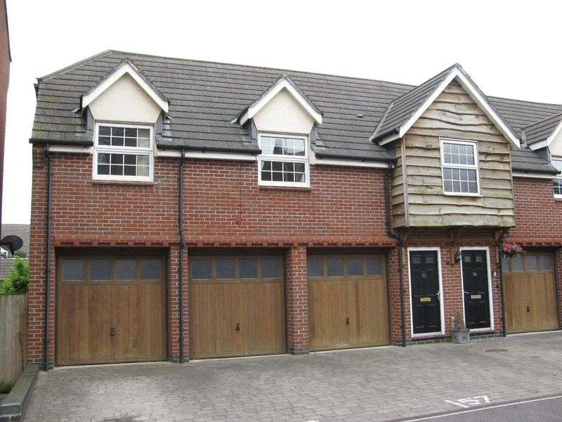 2 Bedrooms Semi Detached House for sale in Watermint Drive, Tuffley, Gloucester