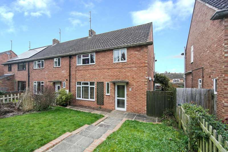 3 Bedrooms End Of Terrace House for sale in Tenbury Wells, Worcestershire, WR15 8BU