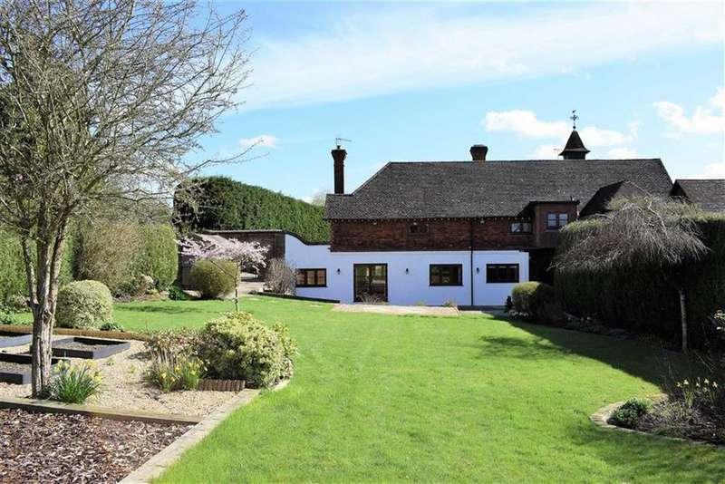 4 Bedrooms Semi Detached House for sale in Old Lane, Dockenfield, Farnham