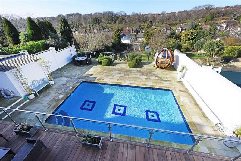 6 Bedrooms Detached House for sale in Hill Brow, Hove, East Sussex