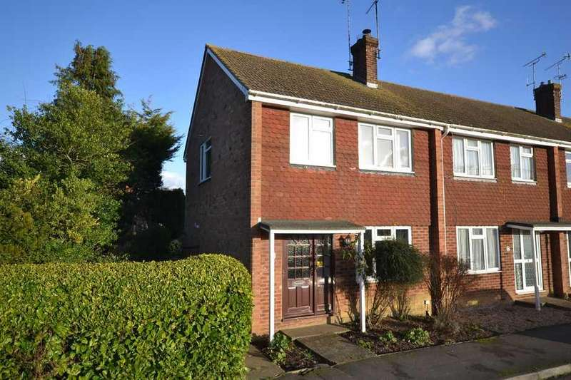 3 Bedrooms End Of Terrace House for sale in Woodchurch, TN26