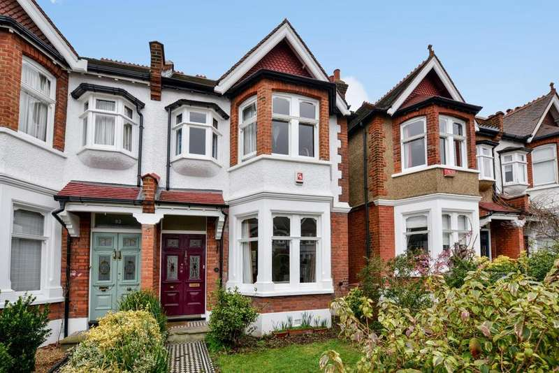 5 Bedrooms Semi Detached House for sale in Dovercourt Road, Dulwich, SE22