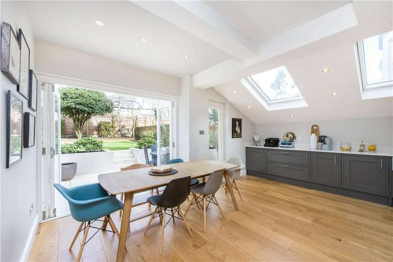 2 Bedrooms Flat for sale in Savernake Road, Hampstead, London, NW3
