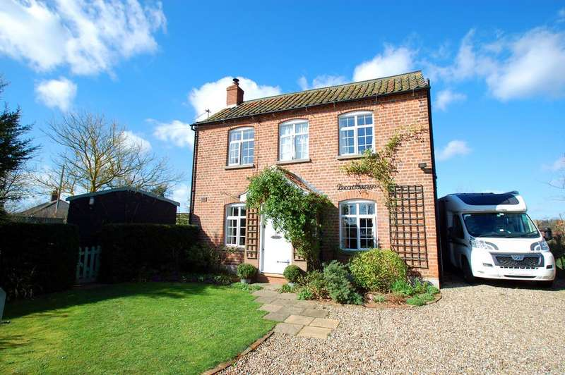 3 Bedrooms Cottage House for sale in East Ruston Road, Honing