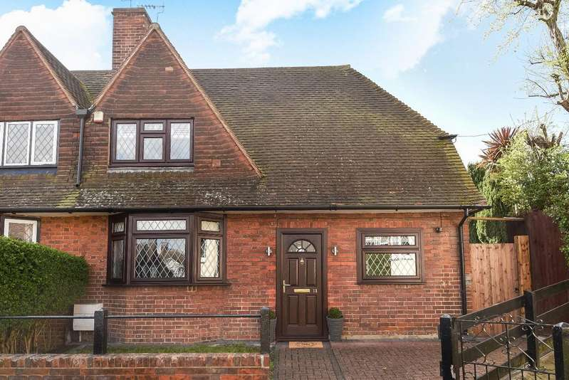 2 Bedrooms Semi Detached House for sale in Park Gardens Erith DA8