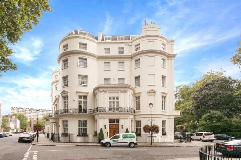 4 Bedrooms Flat for sale in Hyde Park Square, London