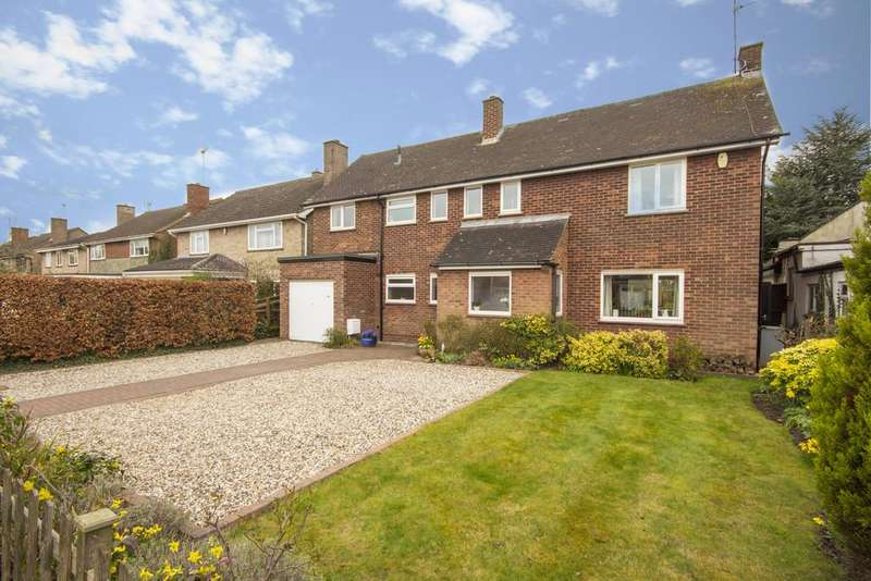 5 Bedrooms Detached House for sale in Thornton Close, Girton