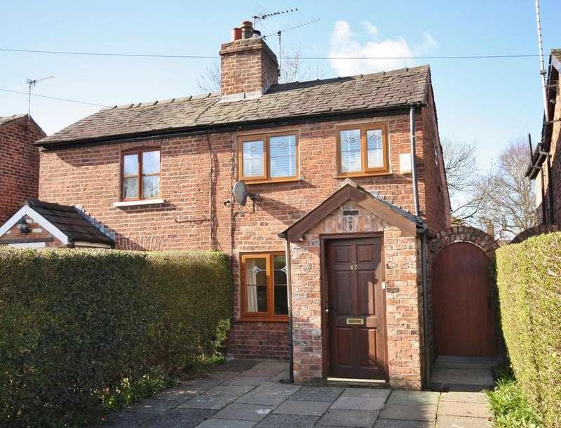 2 Bedrooms Semi Detached House for sale in Oak Lane, Wilmslow