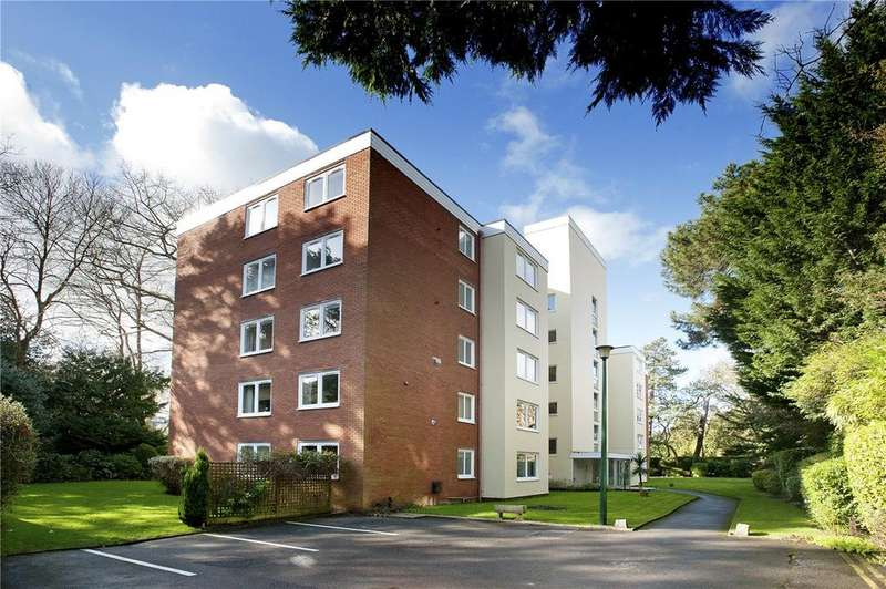 2 Bedrooms Flat for sale in Blenheim, 6 The Avenue, Poole, BH13