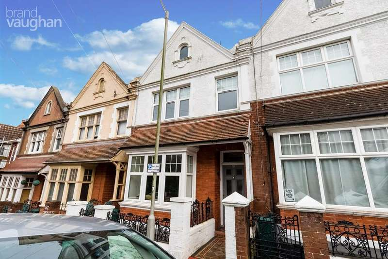 4 Bedrooms Terraced House for sale in Millers Road, Brighton, BN1