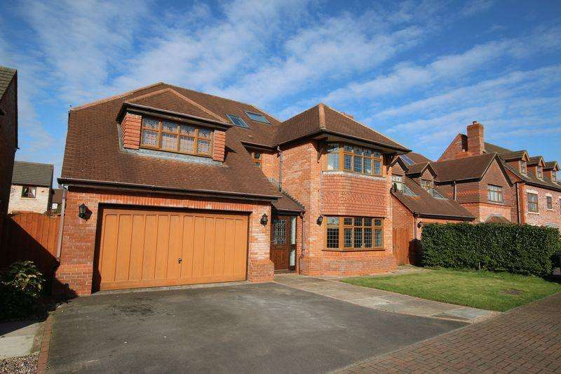 6 Bedrooms Detached House for sale in Rymer Grove, Longton