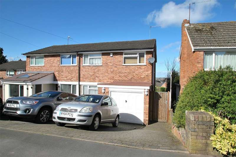 3 Bedrooms Semi Detached House for sale in Greenways, HALESOWEN, West Midlands