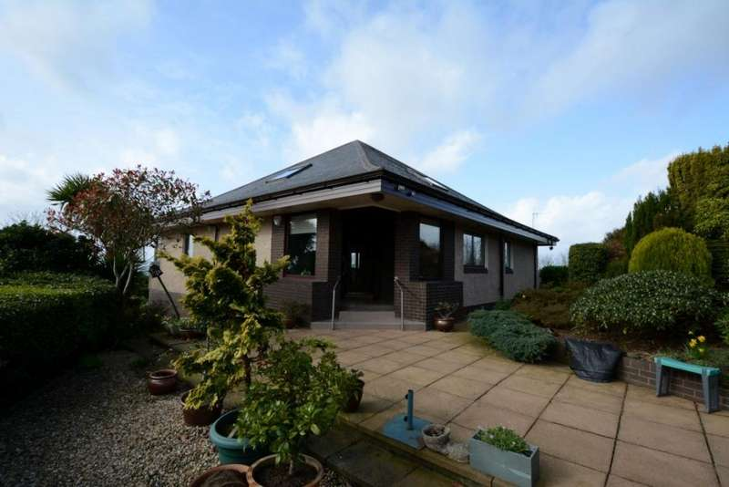 4 Bedrooms Detached House for sale in 15A Corsehill Drive, West Kilbride, KA23 9HU