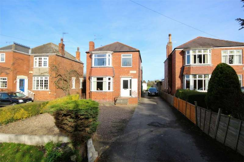 3 Bedrooms Detached House for sale in Hull Road, Woodmansey, East Riding of Yorkshire