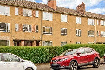 2 Bedrooms Flat for sale in 2/1, 29 Corrour Road, Newlands, Glasgow, G43
