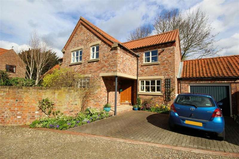 4 Bedrooms Detached House for sale in Highgate, Cherry Burton, East Riding of Yorkshire